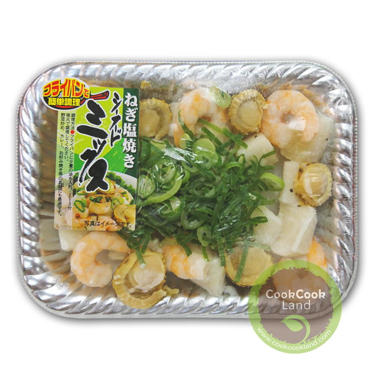 Japanese Salted Seafood Mix 210g